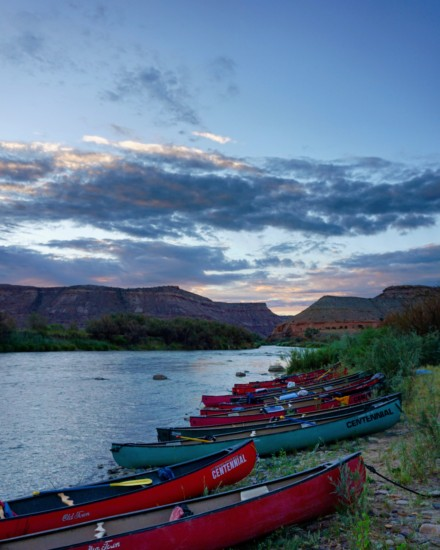 Epic Canoe Camping Trip In Western Colorado