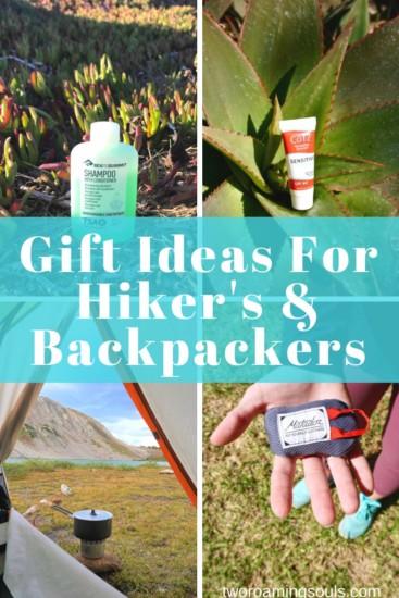 Gift Ideas For Hiker's & Backpacker's