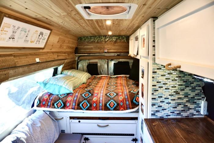 Vanlife Campervan Lighting