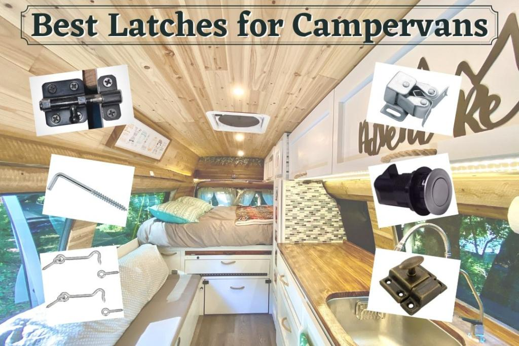 Best Latches For Campervans Cabinets And Drawers Tworoamingsouls